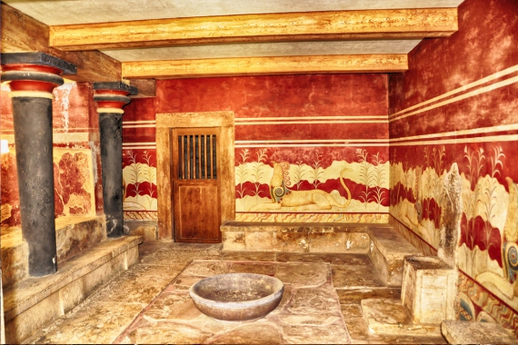 One Day Excursions to Knossos & Heraklion Archaeological Museum